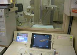 X線透視操作盤